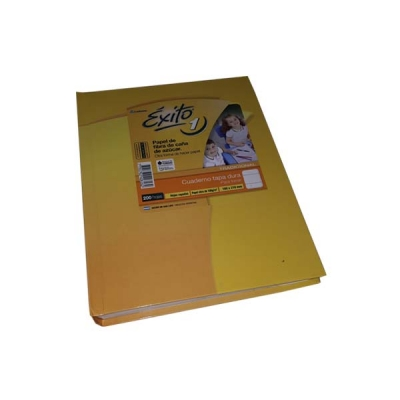 Cuaderno T/d 16x21 Exito 200hj Ry P/forr