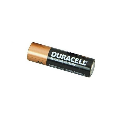 Pila  Duracell Alcalina  Aa Chica X Unid